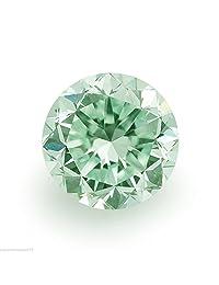 散装莫桑石 稀有0.6 克拉 5.60 毫米 VVS1 花式*圆形明亮式切割