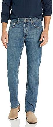 Lee 男式 精选合身款直筒牛仔裤, Chopper, 42W x 30L