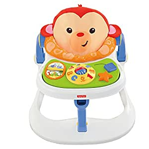 Fisher Price 费雪 四合一小猴欢乐园CBV66