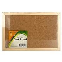 木框软木板(20.32x30.48 厘米)