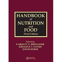 Handbook of Nutrition and Food (English Edition)