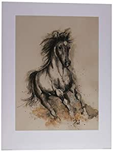 Art Group The Sarah Stokes (运动中的小姐)-艺术印刷品 60 x 80 厘米,纸张,多色,60 x 80 x 1.3 厘米