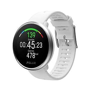 POLAR 男女皆宜的 Ignite 健身手表,先进的基于手腕的光学心率监测器,训练指南,GPS,防水