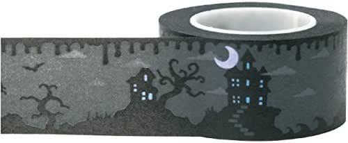 Little B 100224 装饰纸胶带,午夜幽灵场景