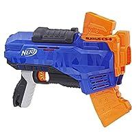 Hasbro 孩之宝 Nerf E2654EU5 N-Strike Elite Rukus ICS-8,多色