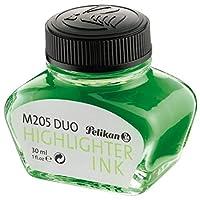 ペリカン ボトルインク シャイニーグリーン ハイライター 正規輸入品