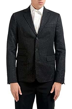 Dsquared2 Men's Wool Three Button Sparkling Blazer Sport Coat US 38 IT 48