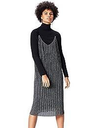 Find 女式 plisse 吊带派对连衣裙