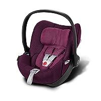 进口亚太版 德国CYBEX 赛百斯 儿童汽车安全提篮 Cloud Q Plus 俏皮粉 适合0-13kg 约0-18个月 国内发货 包邮包税