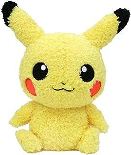 Sekiguchi 精灵宝可梦 mokomoko 毛绒玩具 高23厘米 皮卡丘