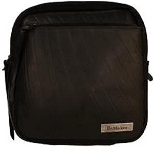 The ReMaker ReMaker 单肩包 腰包 SOMJAI 使用再生材料 黑色 RMK092