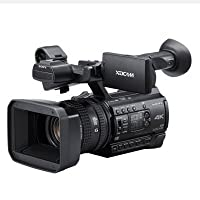 PXW-Z150 索尼4K手持式摄录一体机 索尼Z150高清摄像机 附送索尼原装64G高速SD卡+摄包+备用F970大容量电池+Aisying62mmUV保护镜+清洁套装+旅行座充