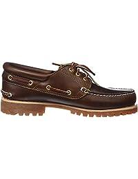 Timberland 添柏嵐 男 登山鞋 3 Eye Classic Lug 褐色(國內現貨) 41.5 (US 8)