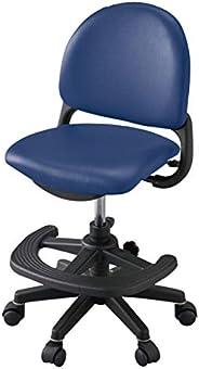 小泉成器 學習椅 藏青色 W52×D45~54.5×H78.5~89.5cm SH43.5~54.5cm(外部尺寸) *佳舒適椅子 藏青色 CDY-665BKNB