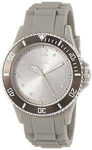 [Fieldwork]Fieldwork 手表 时尚手表 眼镜 模拟 硅胶表带 潜水设计 灰色 DT141-2