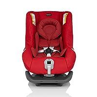 Britax 宝得适 汽车儿童安全座椅 First Class Plus 头等舱白金版 五点式安全带 反向安装 热情红 适用于约0-18kg 约0-4岁