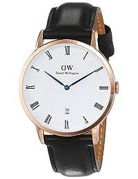 Daniel Wellington 丹尼尔•惠灵顿 瑞典品牌 DAPPER系列 石英男女适用手表 11DW00100084(原型号1101DW)