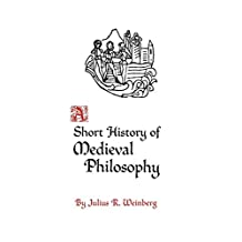 A Short History of Medieval Philosophy (English Edition)