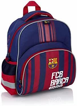 FC 巴塞罗那帆布背包 FC-174 巴卡风扇 6 儿童背包,31 厘米,多种颜色