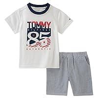 Tommy Hilfiger 男宝宝短裤套装 2 件套