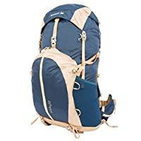 BIGPACK派格 52L迷彩户外背包登山包徒步旅行双肩背包防雨罩