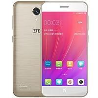 ZTE/中兴 BA520 移动联通双4G智能手机2+16G 双卡双待老人智能手机 (金色)