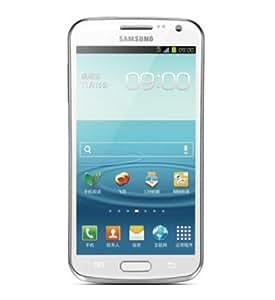 SAMSUNG 三星 I9268 智能3G手机(釉白色 移动定制 4.65寸HD Super AMOLED屏幕 新Android 4.1 1.5G双核CPU 1GBRAM 800W像素)