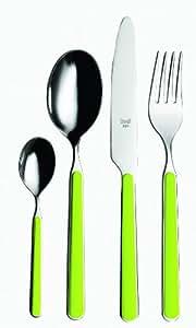 Mepra Fantasia 20 件厨房套装 酸绿色 10E622024