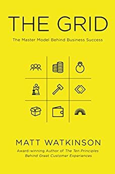 """""""The Grid: The Decision-making Tool for Every Business (Including Yours) (English Edition)"""",作者:[Watkinson, Matt]"""
