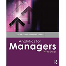 Analytics for Managers: With Excel (English Edition)