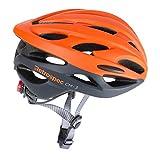 Retrospec CM-3 自行车头盔 带 LED *灯 可调节表盘和 24 个通风孔