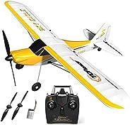 Top Race 遥控飞机 4 通道遥控飞机 成人准备飞行遥控飞机 特技飞行倒置飞行 方便 & 准备飞行 非常适合成人或高级儿童 TR-