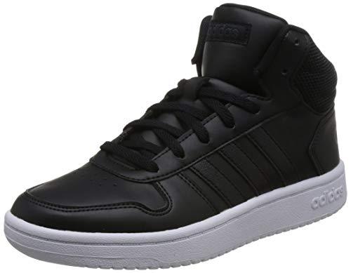 adidas NEO Adidasスポーツライフ女子カジュアルバスケットボールシューズアディダスNEOアディダススポーツライフレディースカジュアルシューズB42100 B42100 1番ブラック/ 1番ブラック/カーボンブラック37(イギリス4.5)