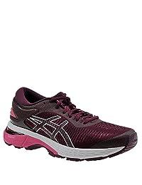 ASICS 女式 gel-kayano 25跑步鞋 Roselle/Pink Camo 11 B(M) US