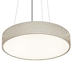 OPPLE 欧普照明 吊线灯MD450-D0.4×54-典雅之城-4000K 灯具灯饰LED21.6瓦