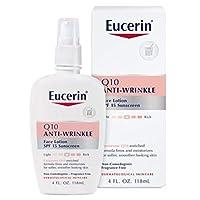 Eucerin 优色林 Q10抗皱敏感乳液 4盎司(118ml)