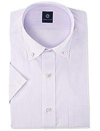 Yamaki 形态稳定 加工 衬衫 商务衬衫 短袖 清凉商务 GCN701