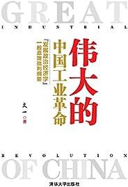 """伟大的中国工业革命——""""发展政治经济学""""一般原理批判纲要"""