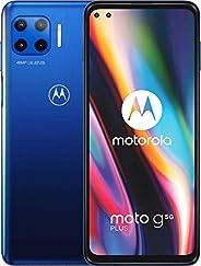 moto g 5G plus Dual-SIM Smartphone (6,7\-CinemaVision-FHD-Display, 48-MP-Vierfach-Kamerasystem, 128 GB/6 GB, A