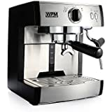 WELHOME 惠家 咖啡机 半自动专业意式泵压式 家用 商用 kd-130 (黑色)咖啡师一对一教学