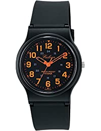 CITIZEN Q&Q(シチズン Q&Q) - 腕時計 チープシチズン、カジュアル 指针 ウレタン・ラバー系  ベルトタイプ??- 黑 VP46-858