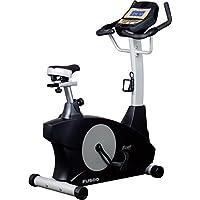 DYACO 美国岱宇 家用电磁控立式健身车/立式单车 FU500 商务型 整机进口 超静音 黑色(亚马逊自营商品, 由供应商配送)