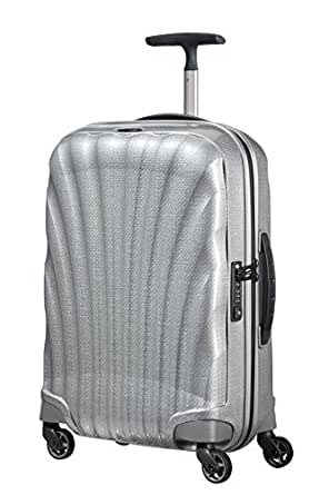 Samsonite 新秀丽 拉杆行李箱 55 cm, 36 L, 银色
