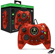 Hyperkin Duke 有线控制器 适用于 Xbox One/ Windows 10 PC(红色限量版) - Xbox 官方*