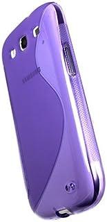 So'axess X Design 硬质手机壳适用于三星 i9300 Galaxy S III 硅胶紫色