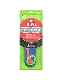 Kiwi Shoe Everyday Comfort Everyday 凝胶鞋垫 36-41 1双,5只装