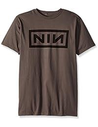 FEA Merchandising 男式 Nine Inch Nails 成人短袖 T 恤