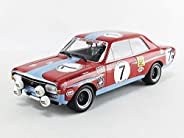 Minichamps 155724607 Collectible Miniature Car 橙色