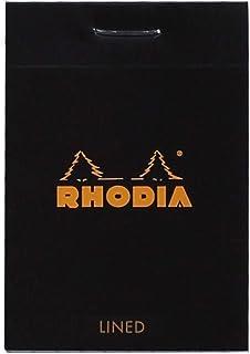 RHODIA 罗地亚 法国 经典上翻笔记本 黑色 N10横线 106009