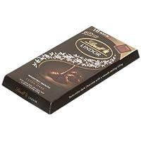 Lindt瑞士莲软心小块装特浓黑巧克力100g (瑞士进口)